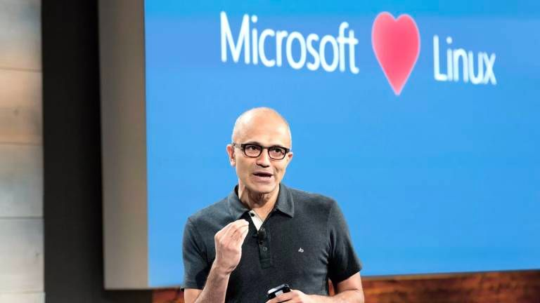 Microsoft and Open Source: An unofficial timeline