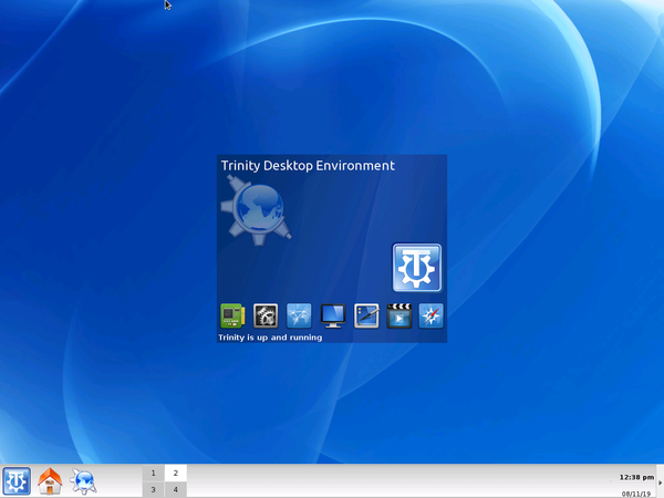 A Tour of Trinity Desktop Environment