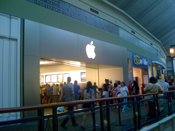 iPad Launch Day: April 3, 2010