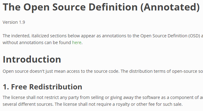 The Myth and Promise of Open Source